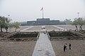 Cột cờ đại nội nhìn từ Ngọ Môn - panoramio.jpg