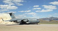 07-7174 - C17 - Air Mobility Command