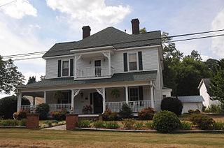 Carthage Historic District (Carthage, North Carolina) United States historic place