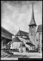 CH-NB - Bürglen (UR), Kirche, vue partielle extérieure - Collection Max van Berchem - EAD-6779.tif