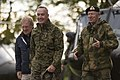 CJCS and Admiral Haakon Bruun-Hanssen, Norwegian Chief of Defence visit Norwegian Special Forces (37348834895).jpg