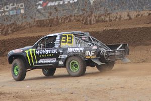 TORC: The Off-Road Championship - C. J. Greaves PRO Light truck racing at Crandon in 2014