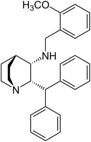 NK1 receptor antagonist - Fig 1. CP-96345