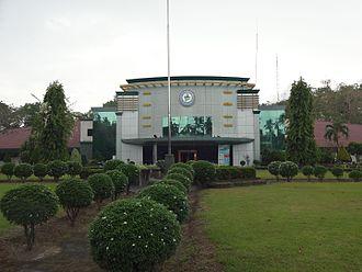 Cabadbaran - Cabadbaran City Hall