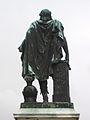 Caen statue louis14 dos.JPG