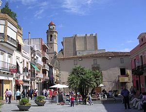 Calella municipality area.jpg