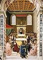 Calixtus III - Enea Piccolomini - Pituricchio.jpg