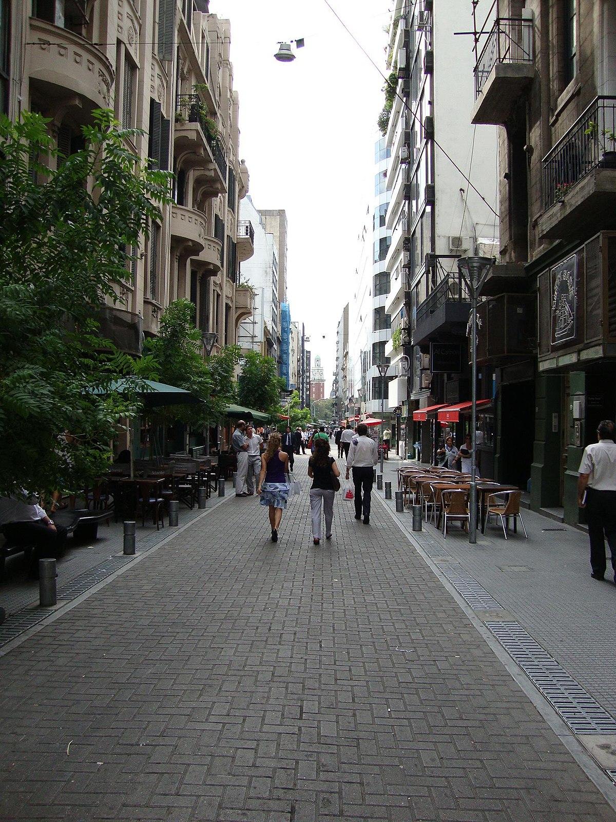City Of San Leandro >> Calle Reconquista - Wikipedia, la enciclopedia libre
