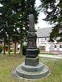Calvörde-Wegenstedt, Kriegerdenkmal 1WK, Bild 1.JPG