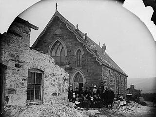 Calvinistic Methodist chapel, Llanwddyn