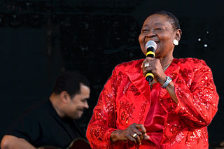 Calypso Rose Tobagonian musician; Calypsonian