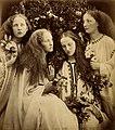 Cameron, Julia Margaret - The Rosebud Garden of Girls - Google Art Project.jpg