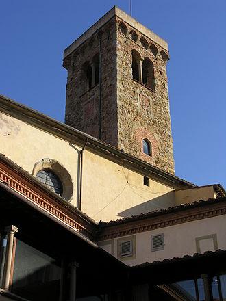 European University Institute - Badia Bell Tower
