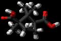 Camphoric acid 3D stick.png