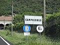 Campolongo, cartello di inizio centro abitato (Val Liona).jpg