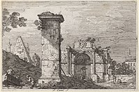 Canaletto, Landscape with Ruined Monuments, c. 1735-1746, NGA 777.jpg