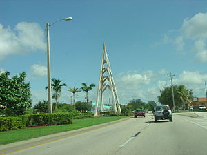 Cape Coral, Florida - Cape Coral Parkway