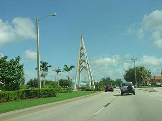 Cape Coral, Florida - Cape Coral Parkway