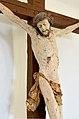 Capela de Resciesa interior crucifix detail.jpg