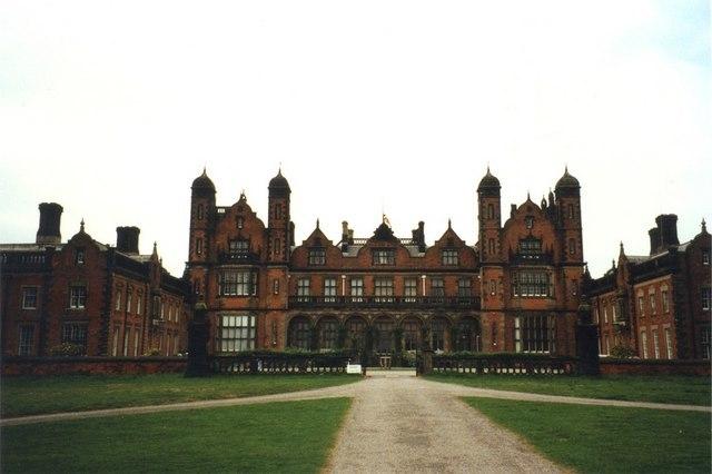 Capesthorne Hall, Cheshire - geograph.org.uk - 348356
