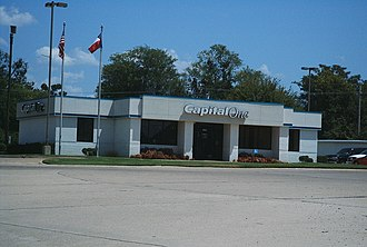 Capital One - Capital One Bank in Wake Village, Texas
