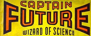<i>Captain Future</i> (magazine) US pulp science fiction magazine