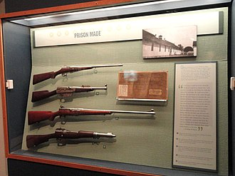 David Marshall Williams - Early carbines created while in prison