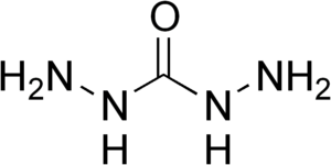 Carbohydrazide - Image: Carbohydrazide