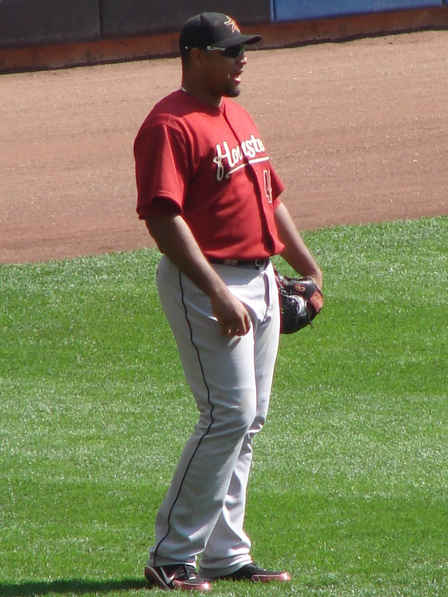 Carlos Lee on September 3, 2007