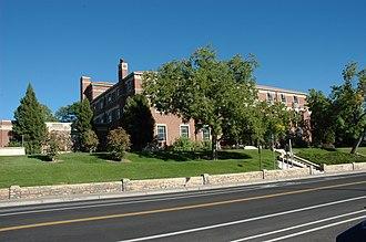 Carlson Hall - Image: Carlson Hall University of Utah
