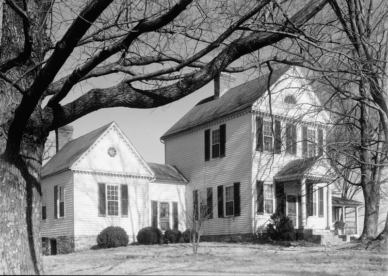 File:Carrsbrook, South Fork River vicinity, Charlottesville vicinity (Albemarle County, Virginia).jpg