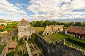 Cârța, Sibiu - Cârța Monastery