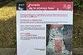 Cartel informativo, Poterna, puerta en muralla tapiada, Muralla de Tarragona.jpg
