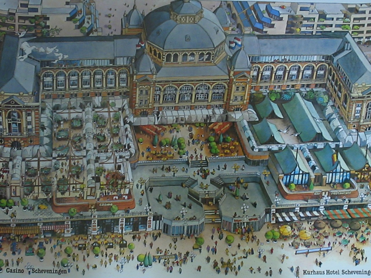 Grand Hotel Scheveningen