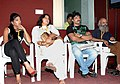 Cast and crew of the four Reliance Big Pictures films, at a Press Conference during the 40th International Film Festival (IFFI-2009), at Panaji, Goa on November 27, 2009.jpg