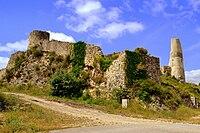 Castell de Subirats i església de Sant Pere del Castell - 1.jpg