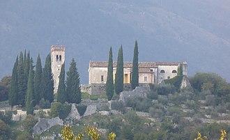 Caneva - Image: Castello Caneva 01
