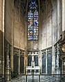 Cathédrale Saint-Étienne de Toulouse - chapelle de saint-Jeanne-d'Arc - Vitrail.jpg