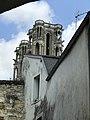 Cathédrale de Laon Tours frontales.jpg