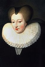 Portrait de Catherine de Parthenay.