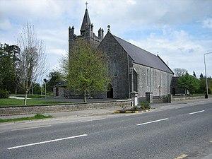 Knockcroghery - St. Patrick's Church (Roman Catholic)