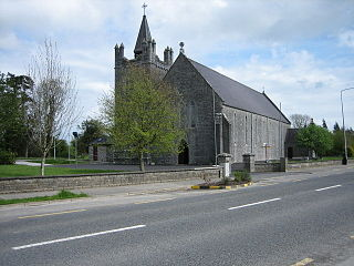 Catholic Church, Knockcroghery. - geograph.org.uk - 167236.jpg