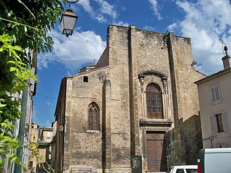 Cathédrale Notre-Dame-et-Saint-Véran de Cavailloncloître (ClasséClassé)