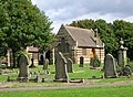 Cemetery on Station Road, Finedon - geograph.org.uk - 229326.jpg