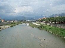 Il Centa ad Albenga