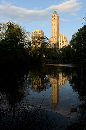 Dynamic range - Image: Central Park New York May 2015 007 original