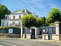 Cergy (95), château de Gency, rue de Vauréal (RD 922).jpg