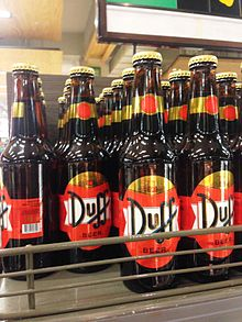 Duff beer wikipedia la enciclopedia libre for Marcas de retretes