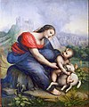 Cesare da Sesto - The Virgin and Child with a Lamb - Google Art ProjectFXD.jpg