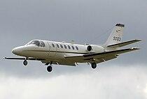 Cessna uc-35a citation 560 ultra v arp.jpg